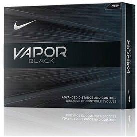 Nike Vapor Black Golf Balls Branded with Your Logo