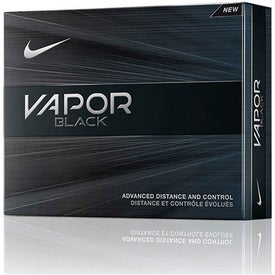 Nike Vapor Black Golf Balls Giveaways