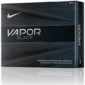 Nike Vapor Black Golf Balls Giveaways