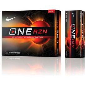 Personalized Nike One RZN-X Golf Balls