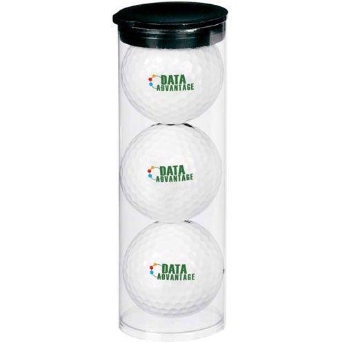 Par Pack with 3 Golf Balls (Callaway Warbird)
