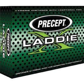 Precept Laddie X Golf Balls