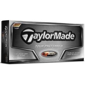 TaylorMade TP Black Golf Ball