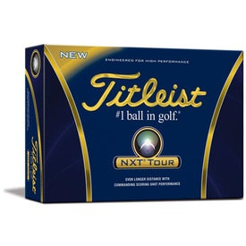Titleist NXT Tour Golf Ball for Your Organization