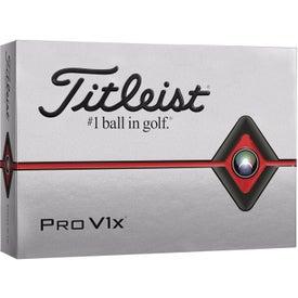 Titleist Pro V1x Golf Ball (3 Day Service)