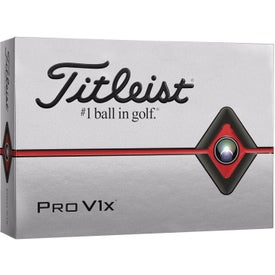 Titleist Pro V1x Golf Ball (3 Day Service)