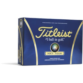 Titleist NXT Tour Golf Ball (Standard Service)