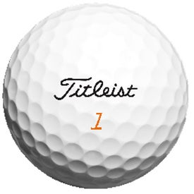 Monogrammed Titleist Velocity Factory Direct Golf Ball