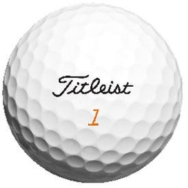 Monogrammed Titleist Velocity Factory Direct Golf Ball