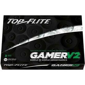 Gamer V2 Golf Ball