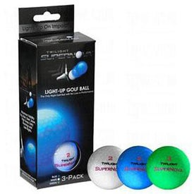 Twilight Tracer SuperNova Glowing Golf Ball