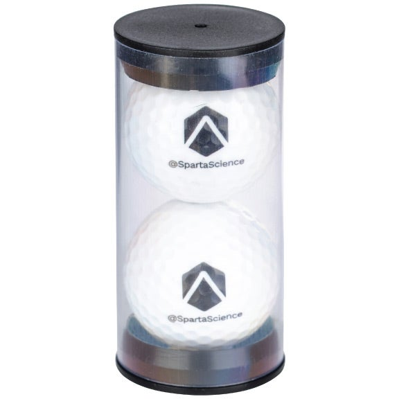 White Twin Golf Ball Pack
