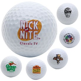 White Golf Ball (Dozen)