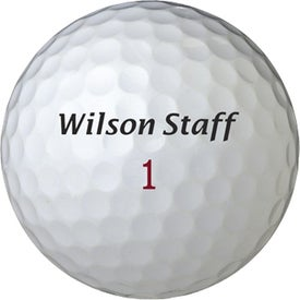 Wilson Staff Duo Golf Ball for Your Company