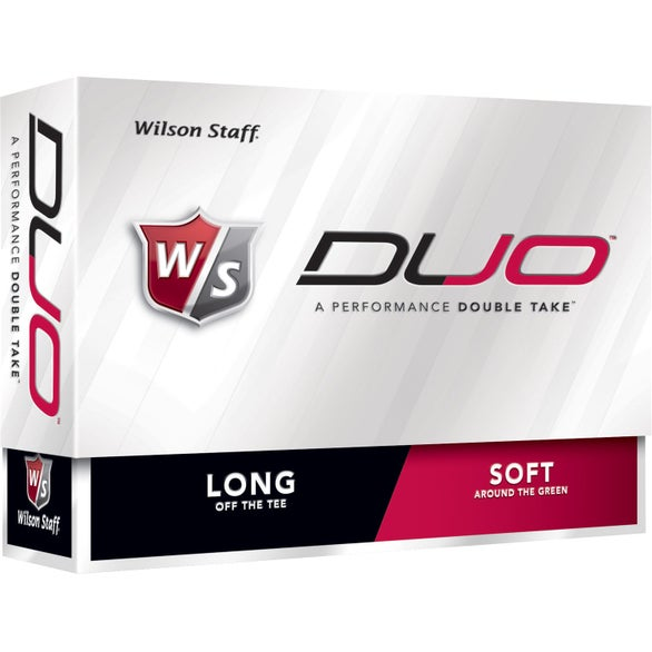 Wilson Staff Duo Golf Ball