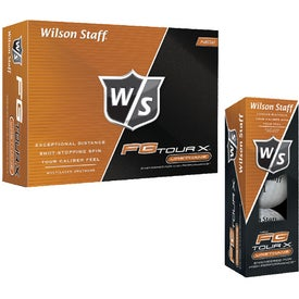 Wilson Staff FG Tour X for your School
