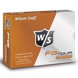Tour Golf Ball (Wilson Staff FG, Standard Service)