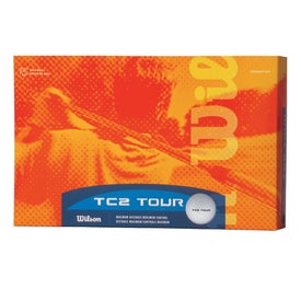 Wilson TC2 Tour Golf Ball for your School
