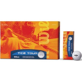 Wilson TC2 Tour Golf Ball