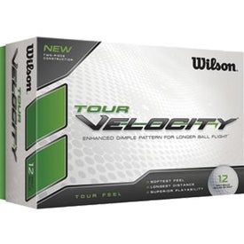 Wilson Tour Velocity Factory Direct Golf Balls