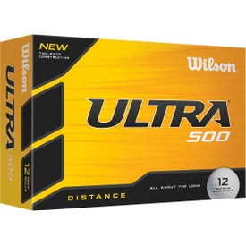 Wilson Ultra Ultimate Distance Golf Ball (Standard)