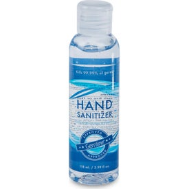 Hand Sanitizer (4 Oz.)