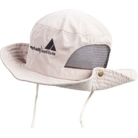 Adventurer Bucket Hats with Mesh Sides