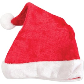 Plush Santa Hat (Printing Not Available)