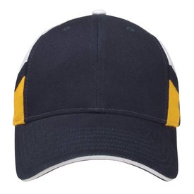 First Round Cap Printed with Your Logo