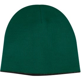 2-Tone Knit Cap Imprinted with Your Logo