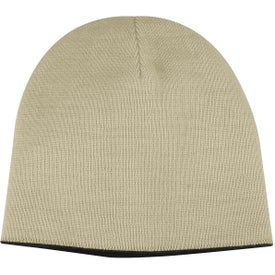 Advertising 2-Tone Knit Cap