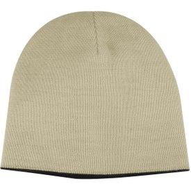 Advertising 2-Tone Knit Cap