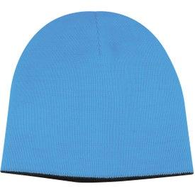 Company 2-Tone Knit Cap