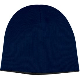 2-Tone Knit Cap Printed with Your Logo