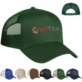 5 Panel Mesh Back Cap (Unisex)
