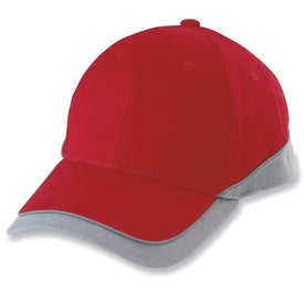 Personalized 6-Panel Combed Cotton Cap