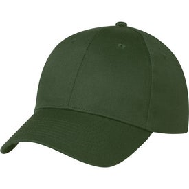 6 Panel Polyester Cap with Your Logo