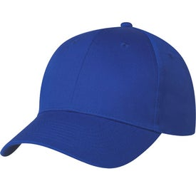 6 Panel Polyester Cap Giveaways