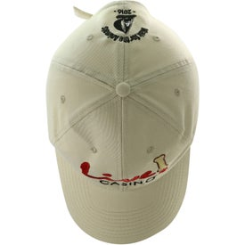 6 Panel Polyester Cap for Your Company