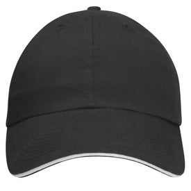 Printed All Around Cap with Sandwich Visor