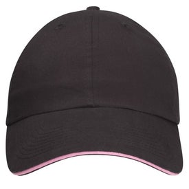 All Around Cap with Sandwich Visor for Customization