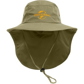 Bucket Hats with Tail (Unisex)