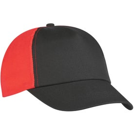 Budget Saver Non-Woven Two-Tone Cap for Your Organization