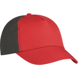 Custom Budget Saver Non-Woven Two-Tone Cap