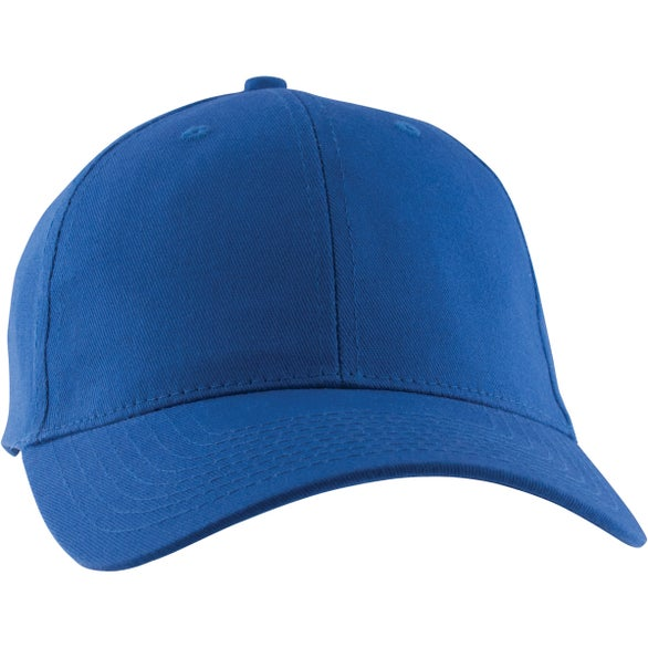 Reflex Blue Budget Structured Baseball Cap