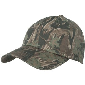 Camouflage Caps Branded with Your Logo