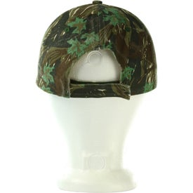 Imprinted Camouflage Caps
