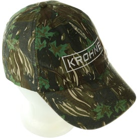 Camouflage Caps for Marketing