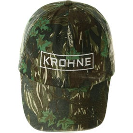 Camouflage Caps for Your Organization
