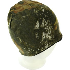 Camouflage Beanie with Your Logo